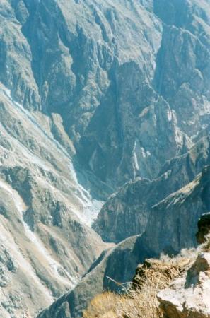 Colca Canyon (หุบเขากอลกา), เปรู: Cañon del Colca