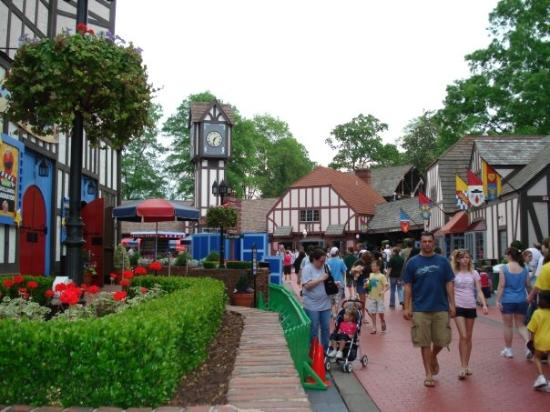 Merry Olde England in Busch Gardens Picture of Virginia Beach