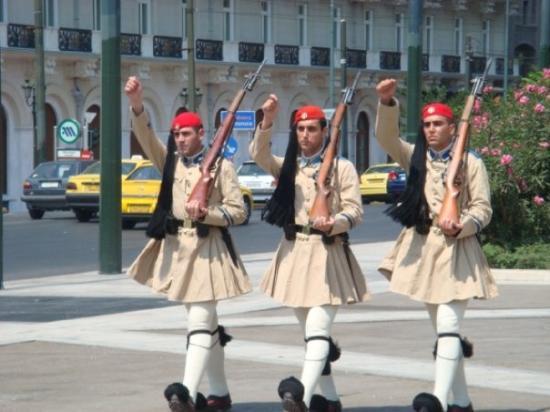 Plateia Syntagmatos ภาพถ่าย