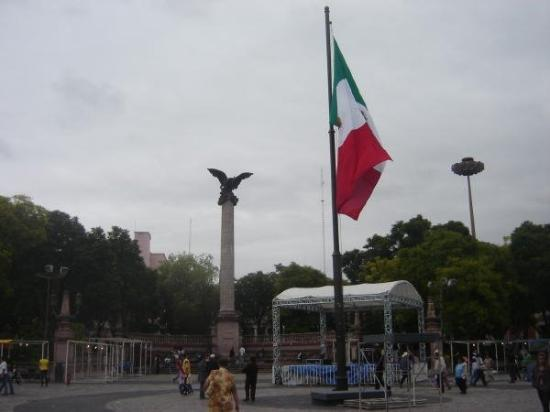 Plaza Principal de Aguascalientes