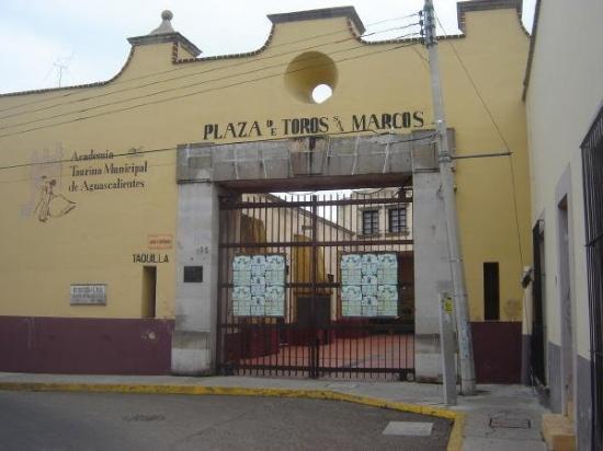 Aguascalientes, México: Antigua Plaza de Toros