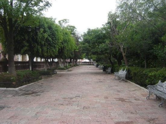 Aguascalientes, México: Jardín de San Marcos