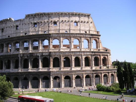 Coliseo Romano Italia Picture Of Vatican City Lazio Tripadvisor