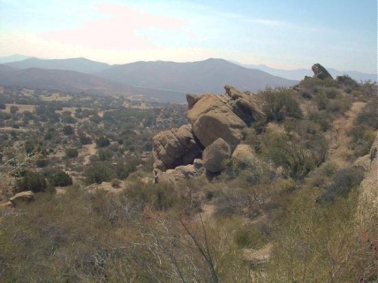 Santa Clarita, CA: Agua Dulce, California