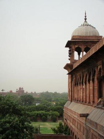 Red Fort (Lal Quila): Red Fort