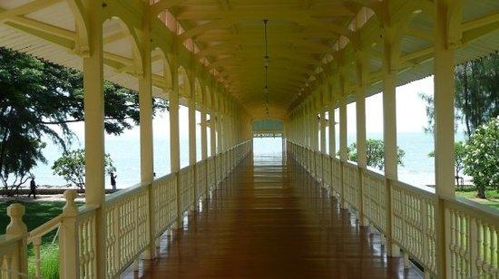 Mrigadayavan Palace: Maruekatayawan Palace