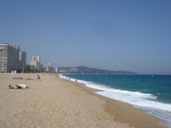 Playa De Aro Spain  city images : playa principal de Platja d´ Aro Picture of Platja d'Aro, Costa ...