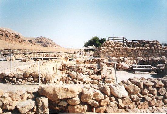 Jericho, Palestinian Territories: Qumram