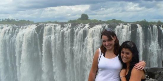 Mosi-oa-Tunya / Victoria Falls National Park: Vic Falls New Years 08/09