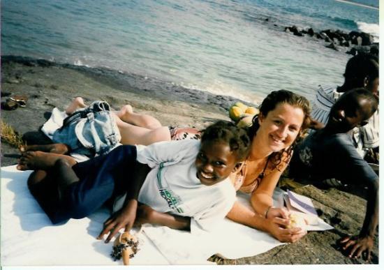 Pointe-Denis Beach: Sierra Léone