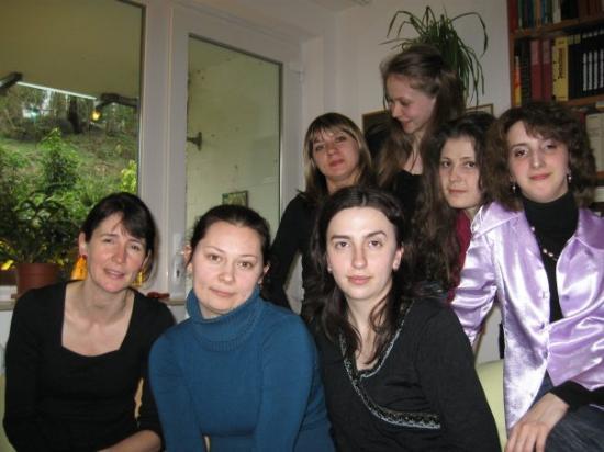 คีล, เยอรมนี: all my best friends!!!