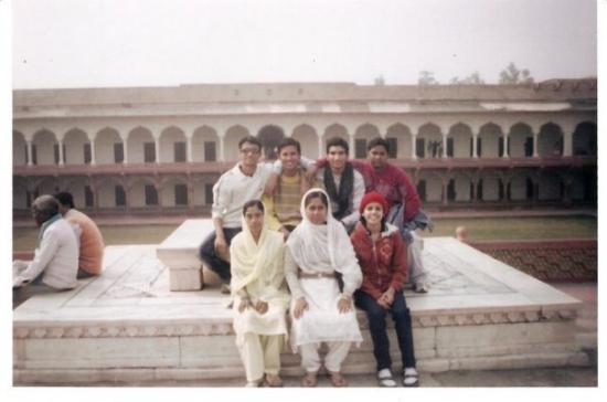 ป้อมอัครา: Agra Fort.....