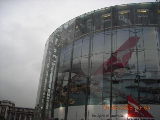 British Film Institute IMAX Cinema: Imax