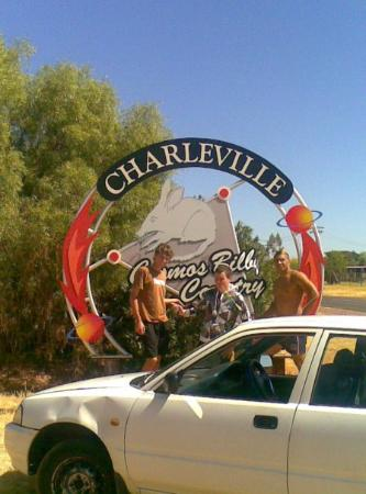 Charleville Bed and Breakfasts