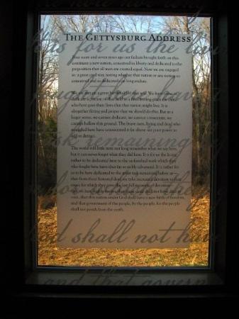 อุทยานทหารแห่งชาติเกตตีสเบิร์ก: Gettysburg, PA