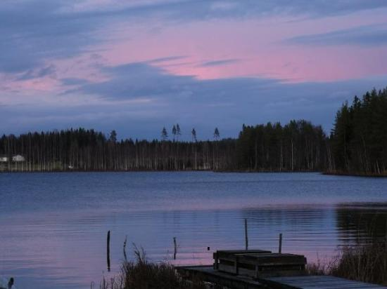 Iisalmi, Finnland: Ese muellecito!!