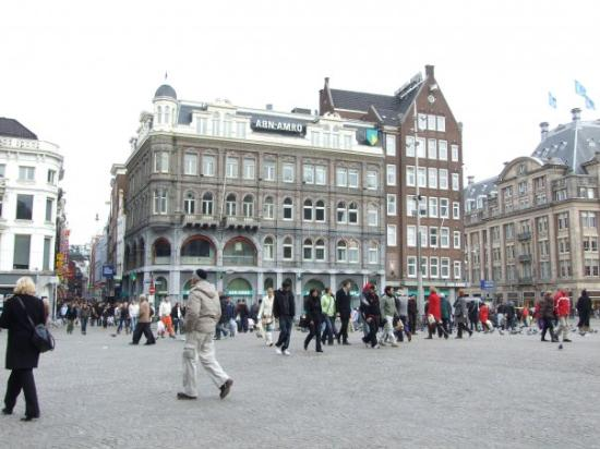 Dam Square ภาพถ่าย