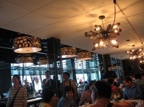 ShinYeh Japanese Buffet - Guancian Restaurant: 台北101大楼里的欣叶餐馆
