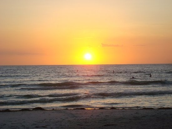 St. Petersburg, Floryda: We love our sunsets on the Gulf