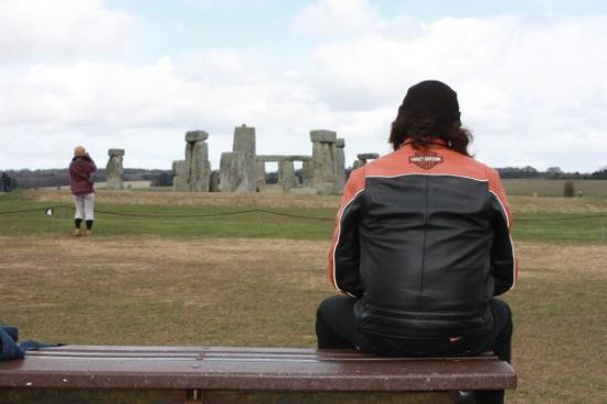 Stonehenge: -Senza parole-