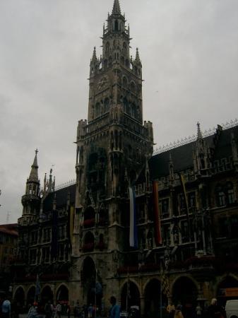 New Town Hall (Neus Rathaus): München