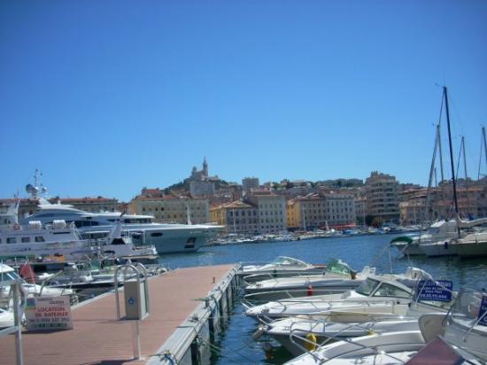 Old Port: le vieux port de prés