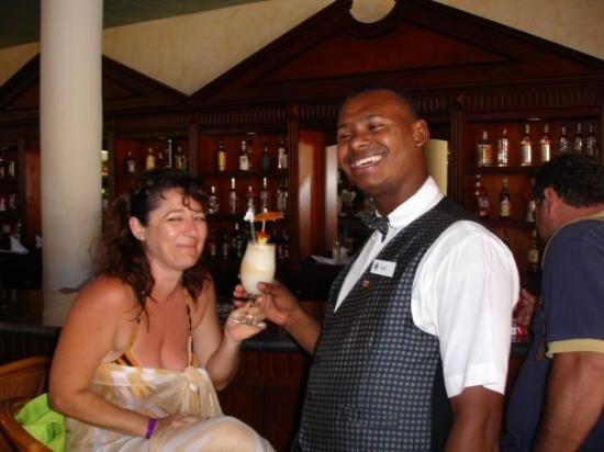 Grand Bahia Principe Punta Cana: un refresqiuto