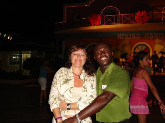 Grand Bahia Principe Punta Cana: aprendiendo a bailar bachata