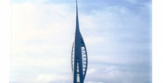 Spinnaker Tower: My god thats bloody high!!!!!!