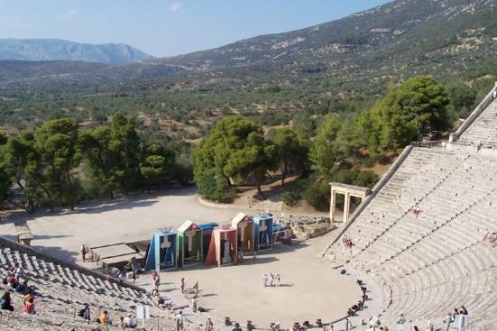 Epidavros ภาพถ่าย