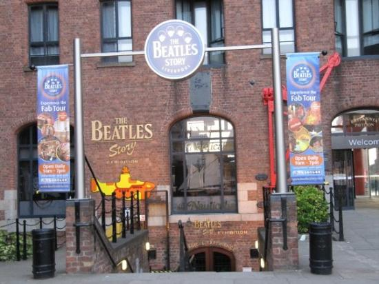 The Beatles Story, en Albert Dock