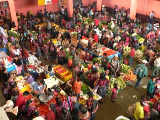 Chichicastenango ภาพถ่าย