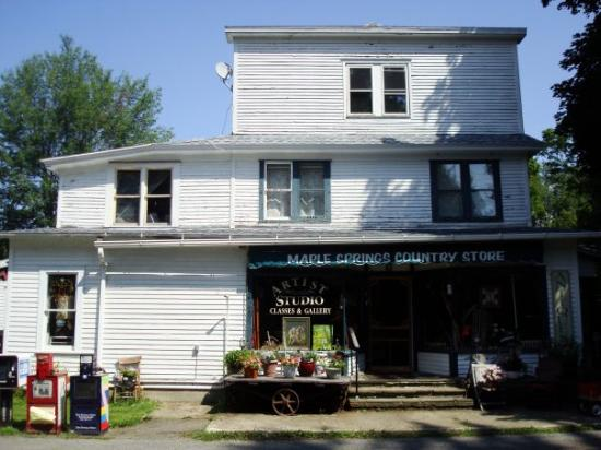 The Maple Springs Country Store