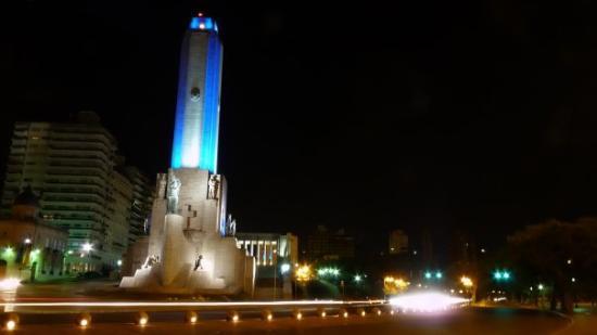 อนุสาวรีย์ธง: Monumento a la Bandera ...