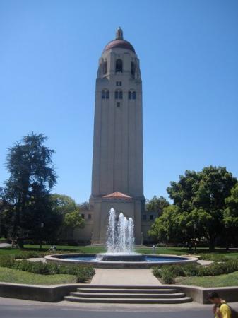 พาโลอัลโต, แคลิฟอร์เนีย: A torre de Stanford!!