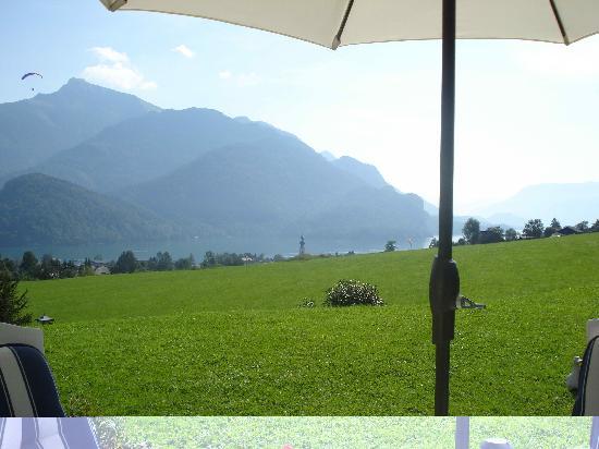 Haus Bichler Josefine: View from breakfast table 2