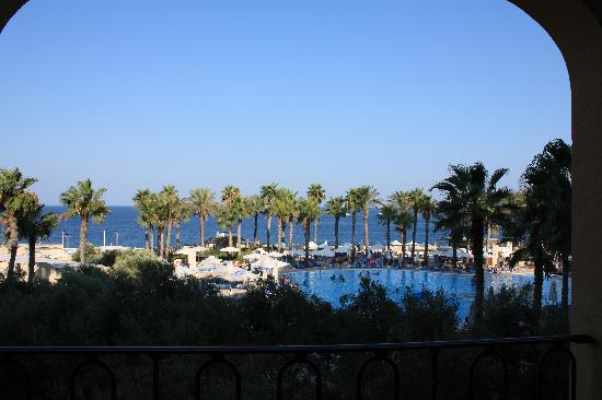 โรงแรมฮิลตันมอลท่า: Room View I