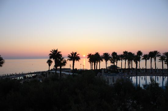 โรงแรมฮิลตันมอลท่า: Room View III - Sunrise