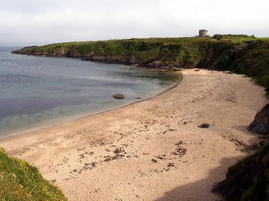 Fethard On Sea, Irland: Baginbun Bay, near Fethard