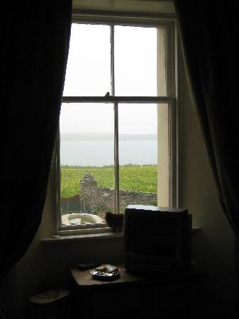Quoy of Houton: view from window