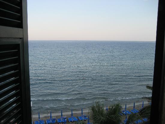 Hotel Danio Lungomare: Camera vista mare