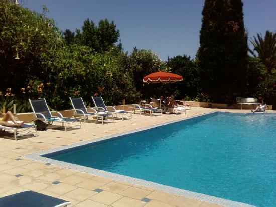Villa Mandarine: piscine