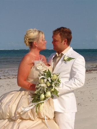 Baobab Beach Resort & Spa: Wedding Day