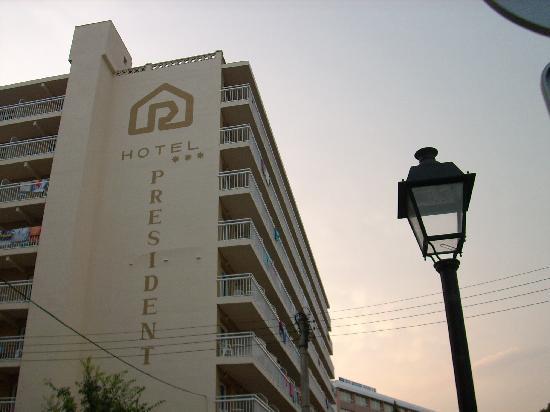 Hotel President: foto hotel