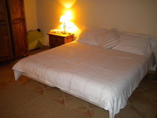 Dalt Muntanya: chambre