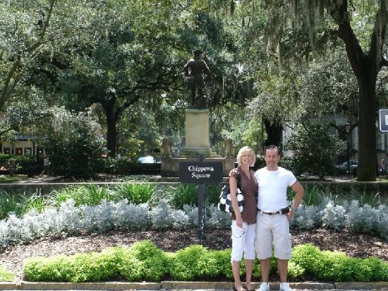 Explore Savannah: life is like a box of chocolates...