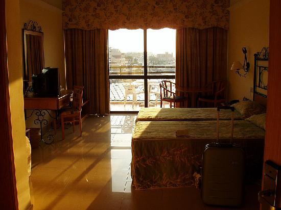 Ramla Bay Resort: La camera