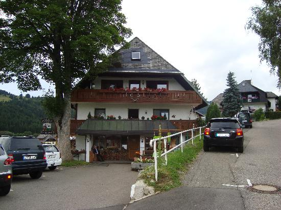 Gasthof Pension Aparthotel Bergblick: Hotel