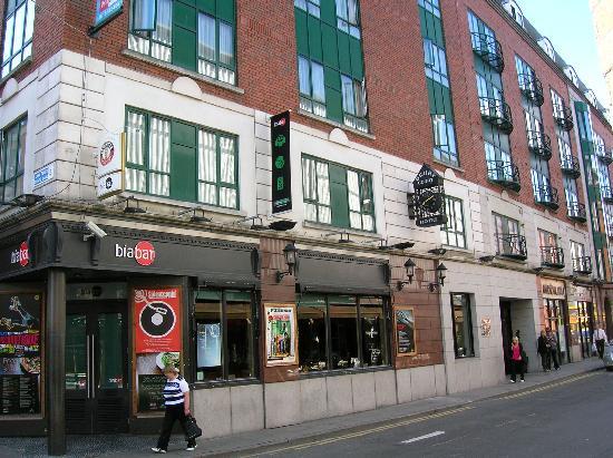 Tripadvisor Drury Court Hotel Dublin Ireland
