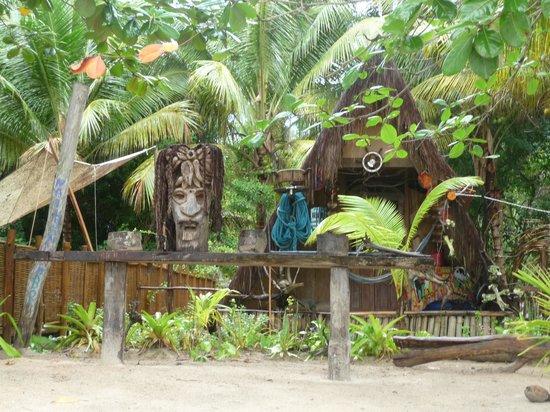 Ilha de Boipeba, BA: Abitazione di un nativo